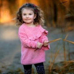 uśmiech dziecka na zdjęciach