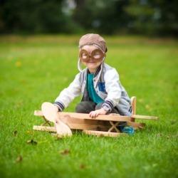 dziecko na sesji zdjęciowej