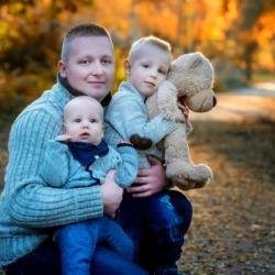 naturalna fotografia rodzinna w poznaniu